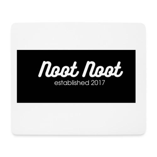 Noot Noot established 2017 - Mouse Pad (horizontal)