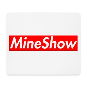 MineShow Box-Logo - Mousepad (Querformat)