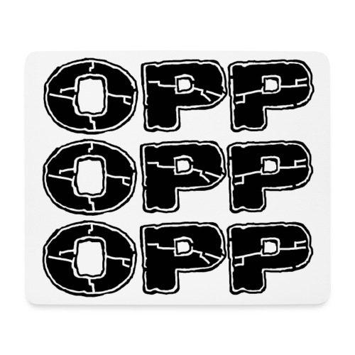 OPP Print - Hiirimatto (vaakamalli)