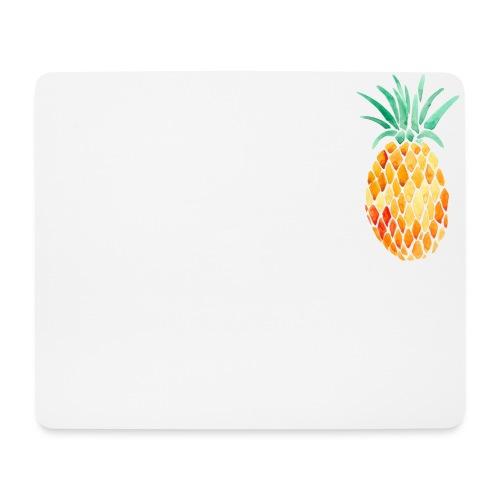 pinety logo print - Mousepad (bredformat)
