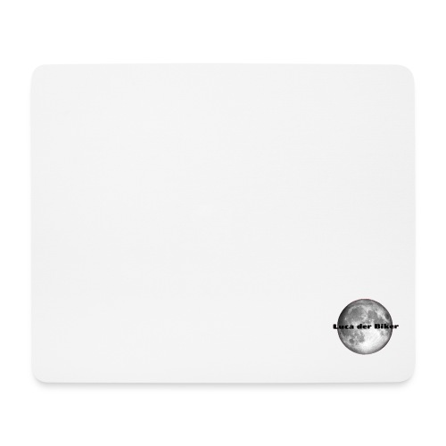 Mond Logo - Mousepad (Querformat)