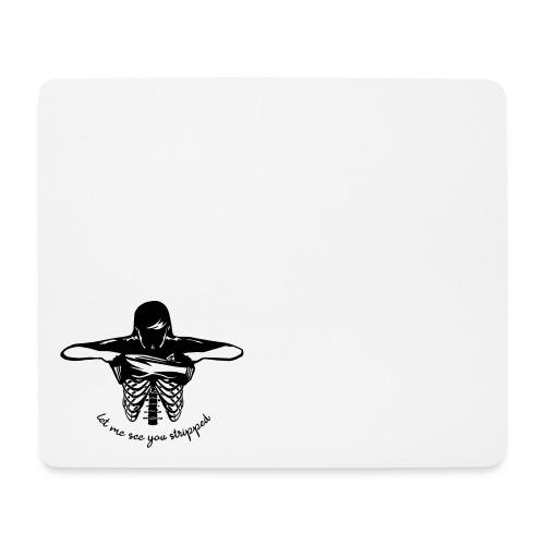 DM stripped - Mousepad (Querformat)