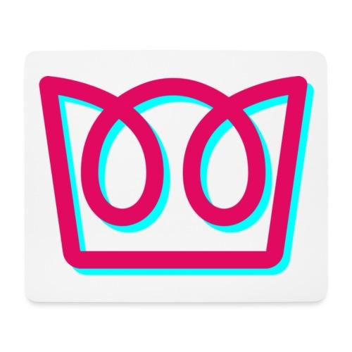Neon Crown - Mouse Pad (horizontal)