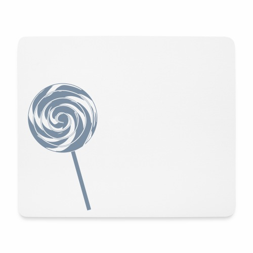 Retro Lolly - Mousepad (Querformat)