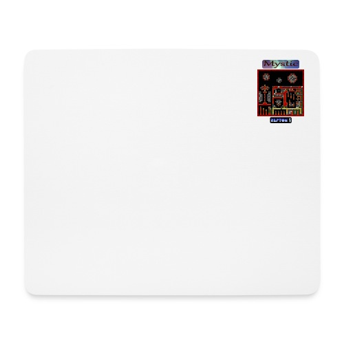 w-rep1-mystic1 - Mouse Pad (horizontal)