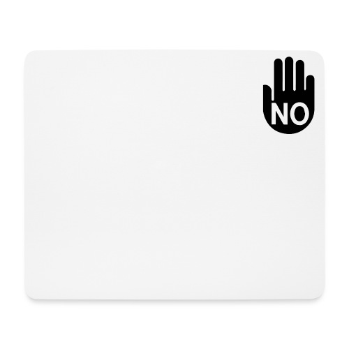 NoHanD - Mousepad (Querformat)