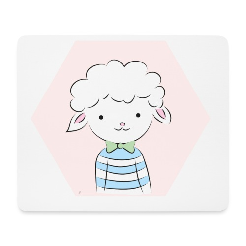little sheep blue - Zensitivity - Muismatje (landscape)