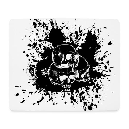 Skulls - Tapis de souris (format paysage)