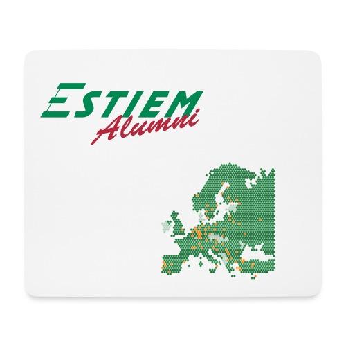 estiem alumni logo - Mouse Pad (horizontal)