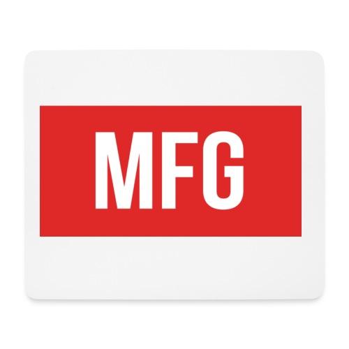 MFG on Youtube Logo - Mouse Pad (horizontal)