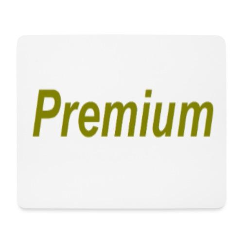 Premium - Mouse Pad (horizontal)