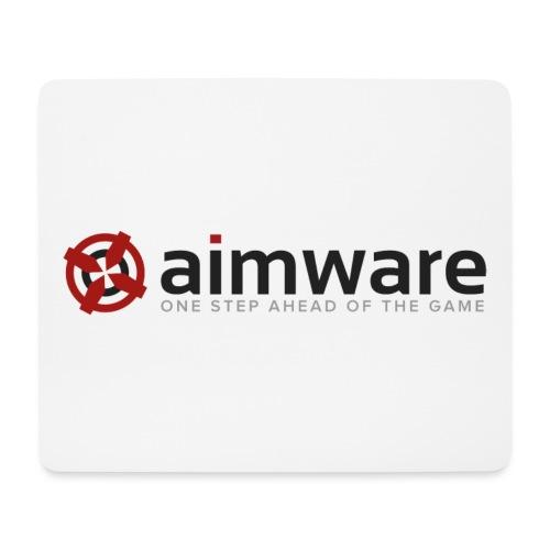 aimware logo - Mouse Pad (horizontal)