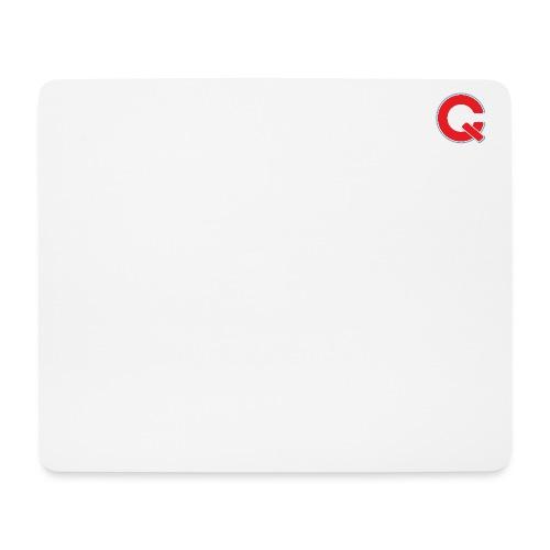 Chav & Qube Logo Rood - Muismatje (landscape)