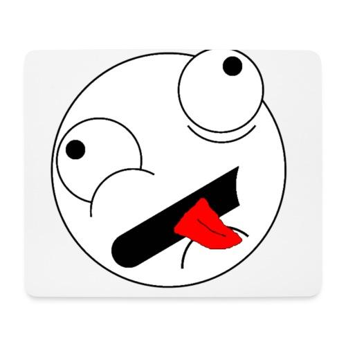DrBlackError Logo - Mousepad (Querformat)