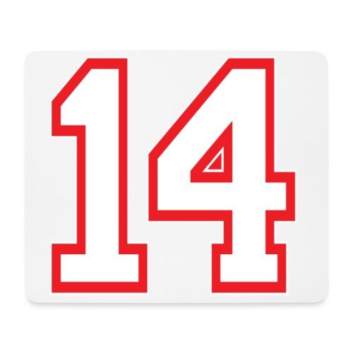 DANNIEB 14 - Tappetino per mouse (orizzontale)