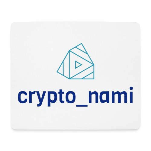 crypto_nami - Mouse Pad (horizontal)