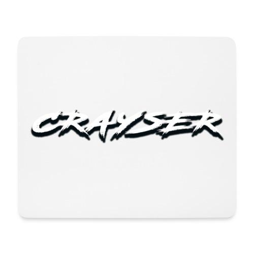Crayser - Mousepad (Querformat)