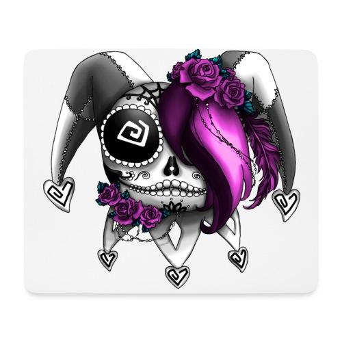 La Catrina Bajorette - Pink Lady - Mousepad (Querformat)