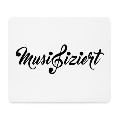 Musifiziert - Mousepad (Querformat)