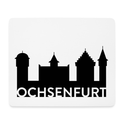 Logo2 Ochsenfurt - Mousepad (Querformat)