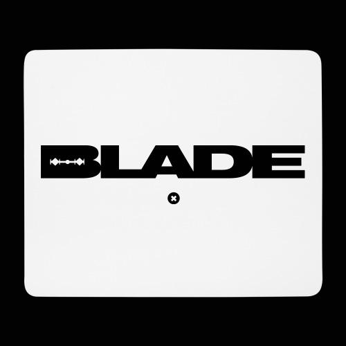 BLADE, razorsharp official logo - Tapis de souris (format paysage)