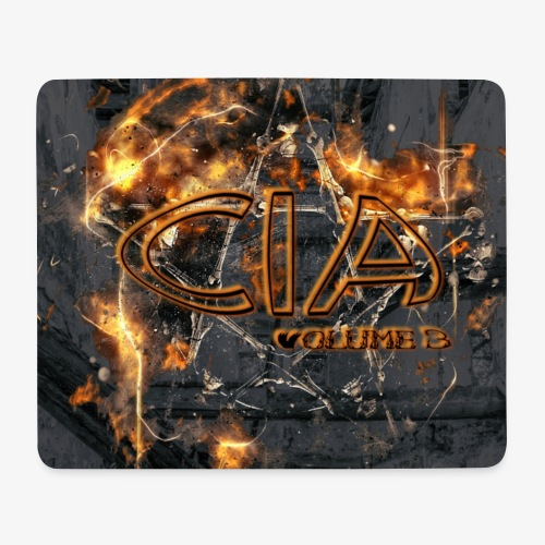 CIA Volume 3 - Mouse Pad (horizontal)