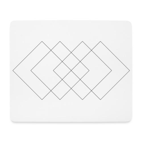 Perfect Squares Sequence - Podkładka pod myszkę (orientacja pozioma)