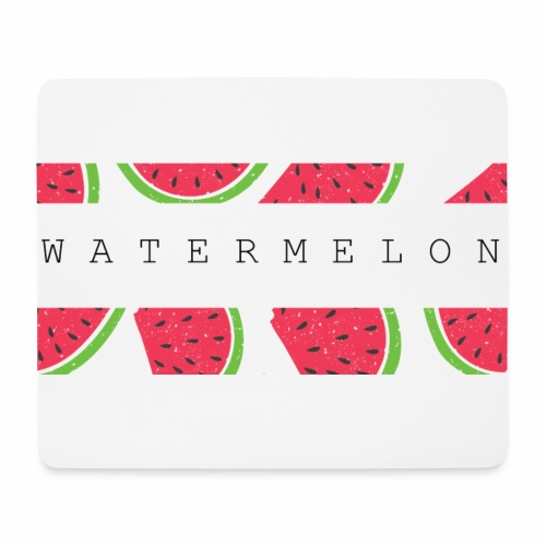 Watermelon - Tappetino per mouse (orizzontale)