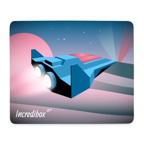 SPACESHIP - Tapis de souris (format paysage)