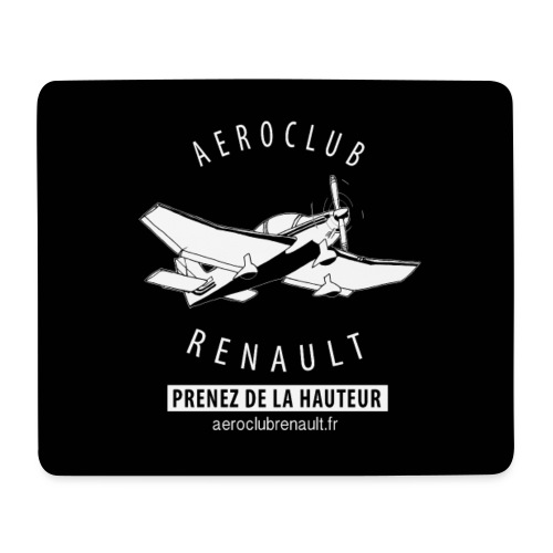 acrenault noirplain jpg - Tapis de souris (format paysage)