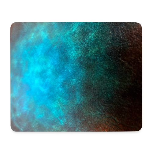 Dyeing leather print design - Mouse Pad (horizontal)