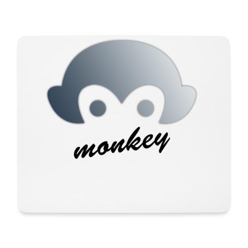 monkeyheaddf png - Mousepad (Querformat)