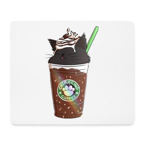 Catppucino Dark Chocolate - Mouse Pad (horizontal)