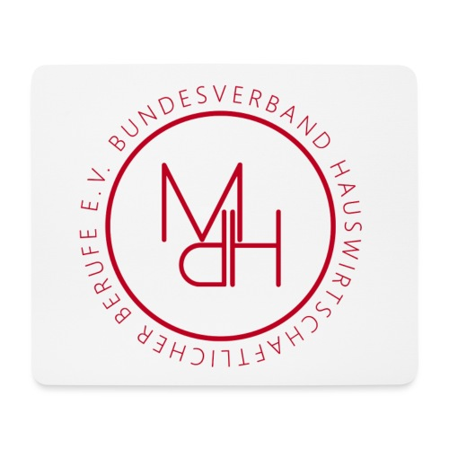 MdH-Siegel - Mousepad (Querformat)