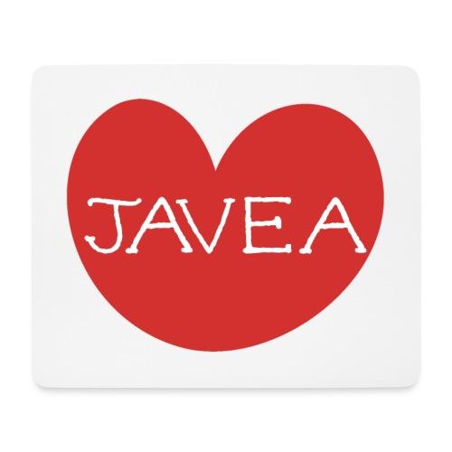 LOVE JAVEA - Alfombrilla de ratón (horizontal)