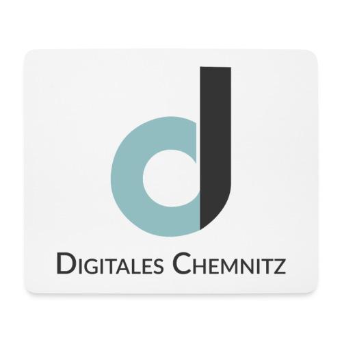 LOGO Digitales Chemnitz - Mousepad (Querformat)