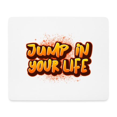 La vie... - Tapis de souris (format paysage)