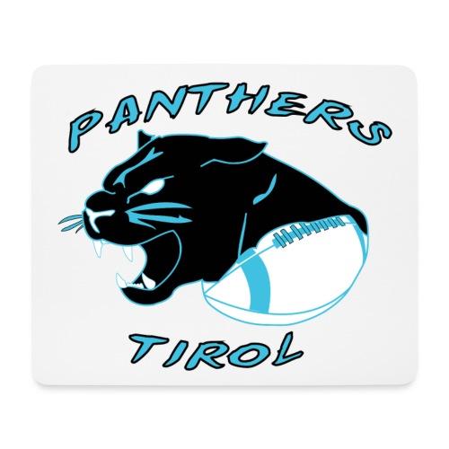 Panthers Logo 2014 Schriftzug png - Mousepad (Querformat)