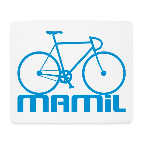 Mamil Large Bike - Mouse Pad (horizontal)