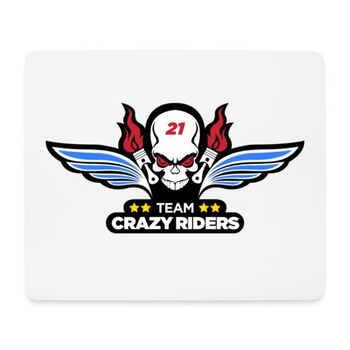 Team Crazy Riders - Tapis de souris (format paysage)
