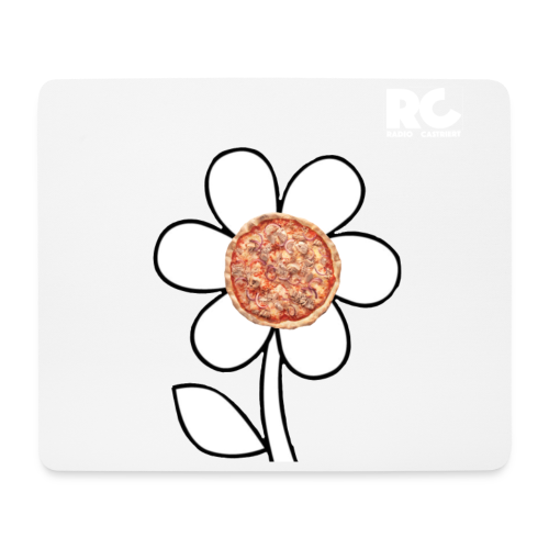Pizzaflower Edition - Mousepad (Querformat)