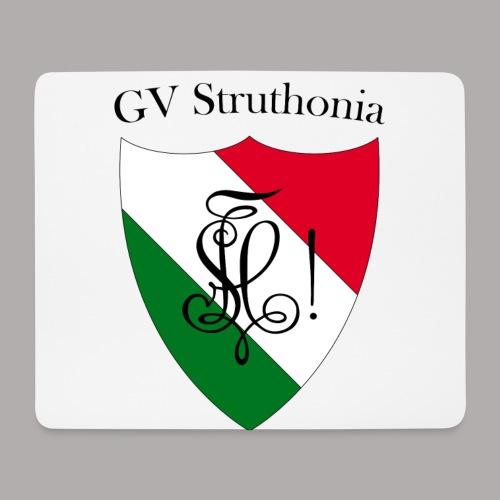 Wappen Struthonia (vorne) - Mousepad (Querformat)