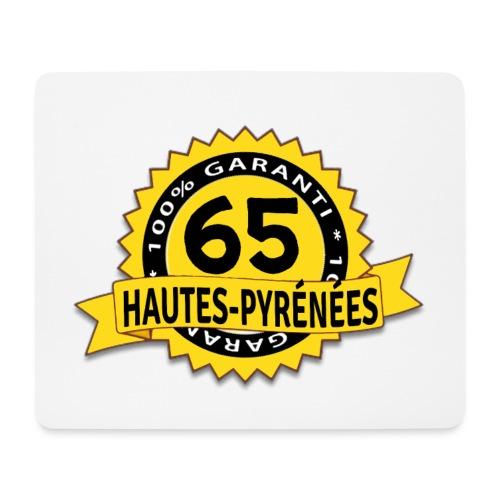 65 Hautes-Pyrénées - Tapis de souris (format paysage)