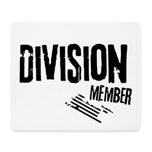 NACHTSONNE Division klein - Mousepad (Querformat)