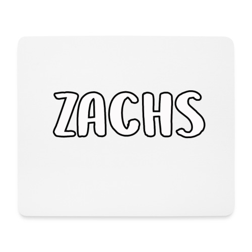 Zachs Design - Mouse Pad (horizontal)