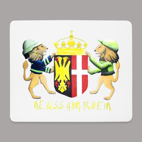 Neuss am Rhein - Mousepad (Querformat)