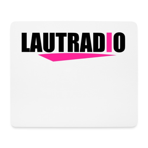 neues Logo - Mousepad (Querformat)