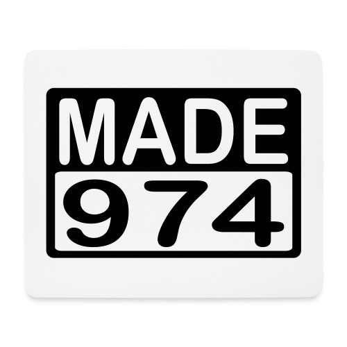 Made 974 - v2 - Tapis de souris (format paysage)