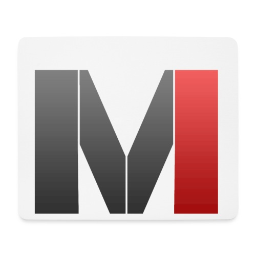 MrGank LOGO - Mouse Pad (horizontal)
