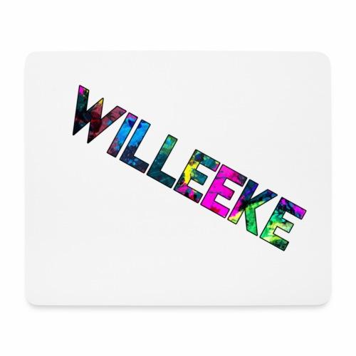 willeeke graffiti - Musmatta (liggande format)